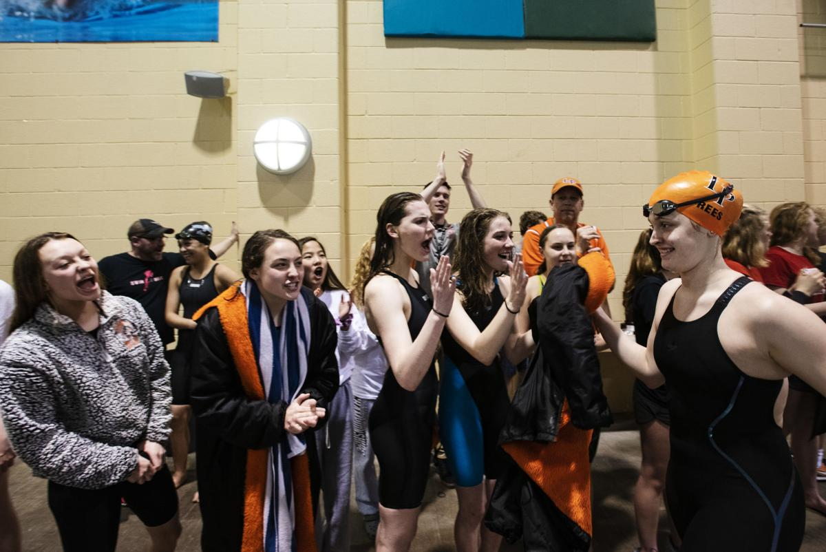 5A Women's State Swimming Championships 4