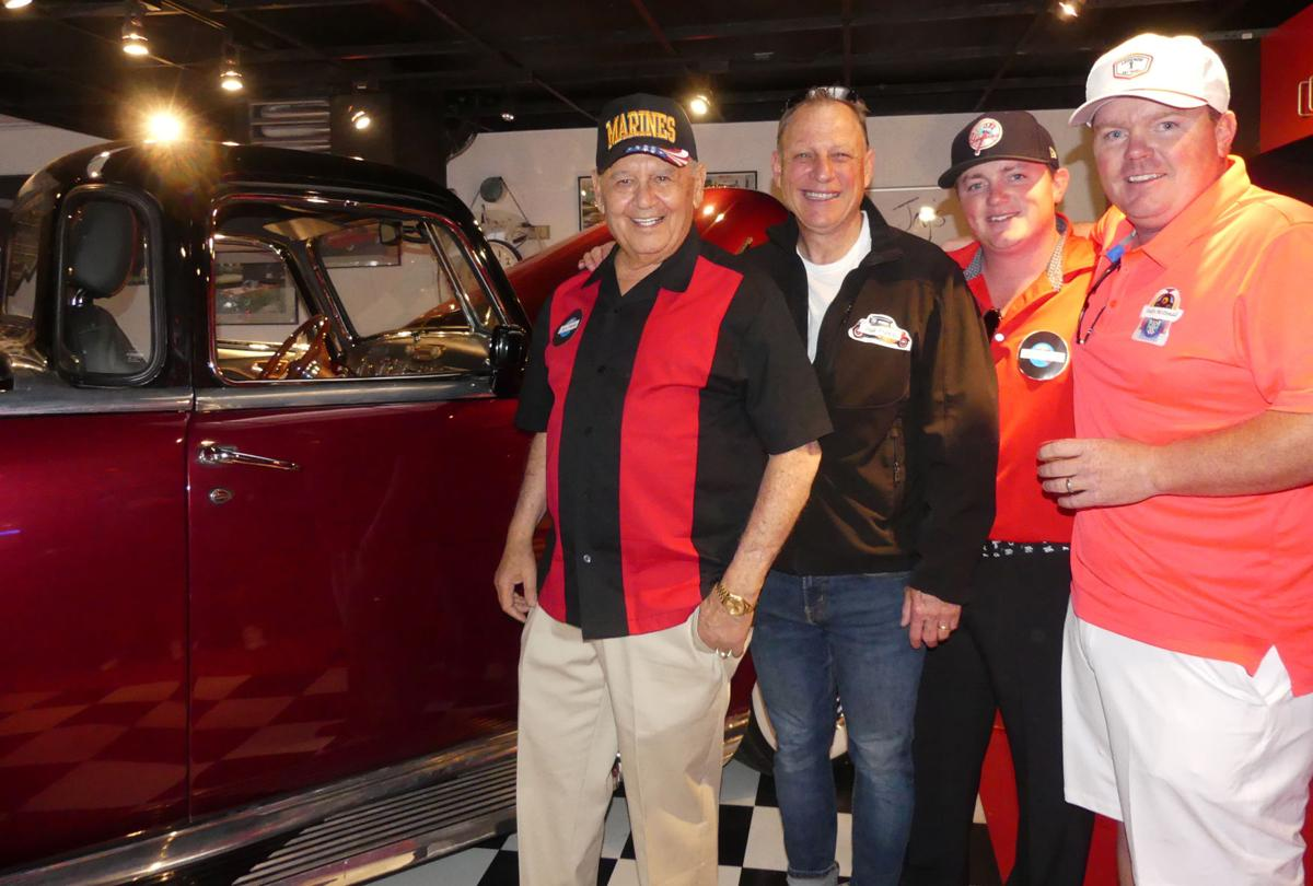 It's all about the classics at veterans benefit car show
