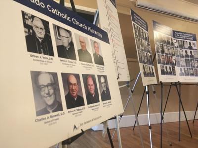 Accused Catholic priests