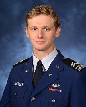 Cadet Travis Amsbaugh (Air Force Academy)