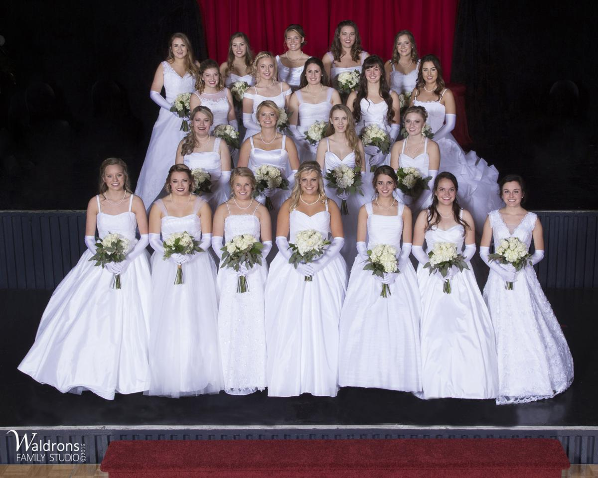Around Town Newest Colorado Springs Debutantes Part Of A 50 Year