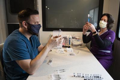 Virus Outbreak Colorado Vaccine