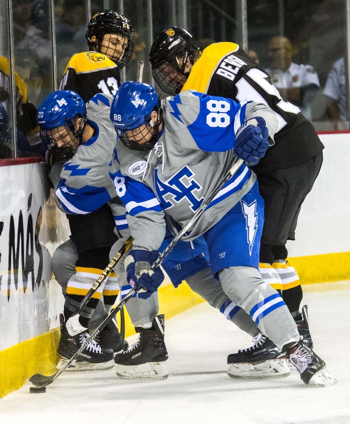 AFA hockey Kieran Durgan