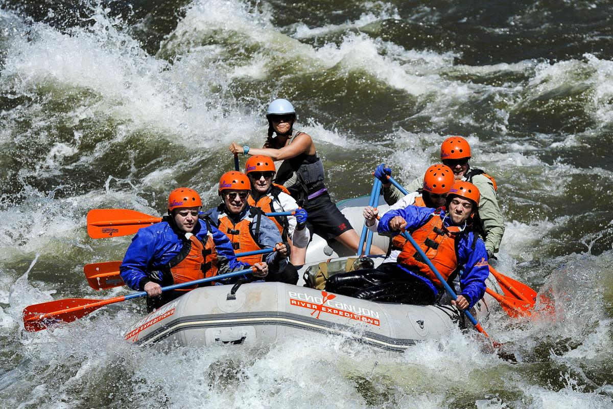 With low snowmelt expectations, southern Colorado rafting outfitters eyeing 'safety blanket'