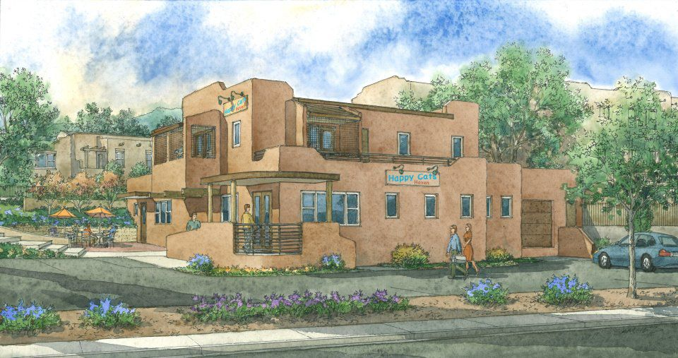 Manitou Springs Happy Cats Haven getting new home, topped with 'catified' apartments
