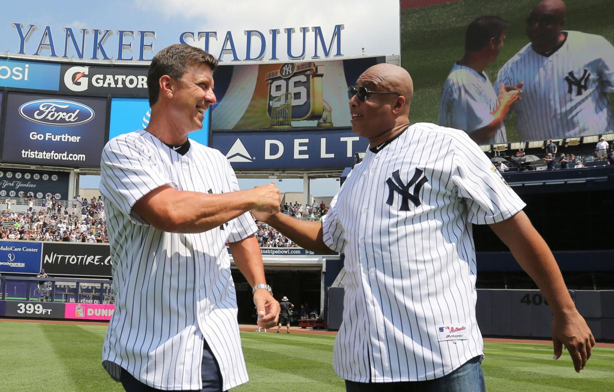 hot sale online d86e6 cae14 Yankees great Bernie Williams will bring personal message to ...