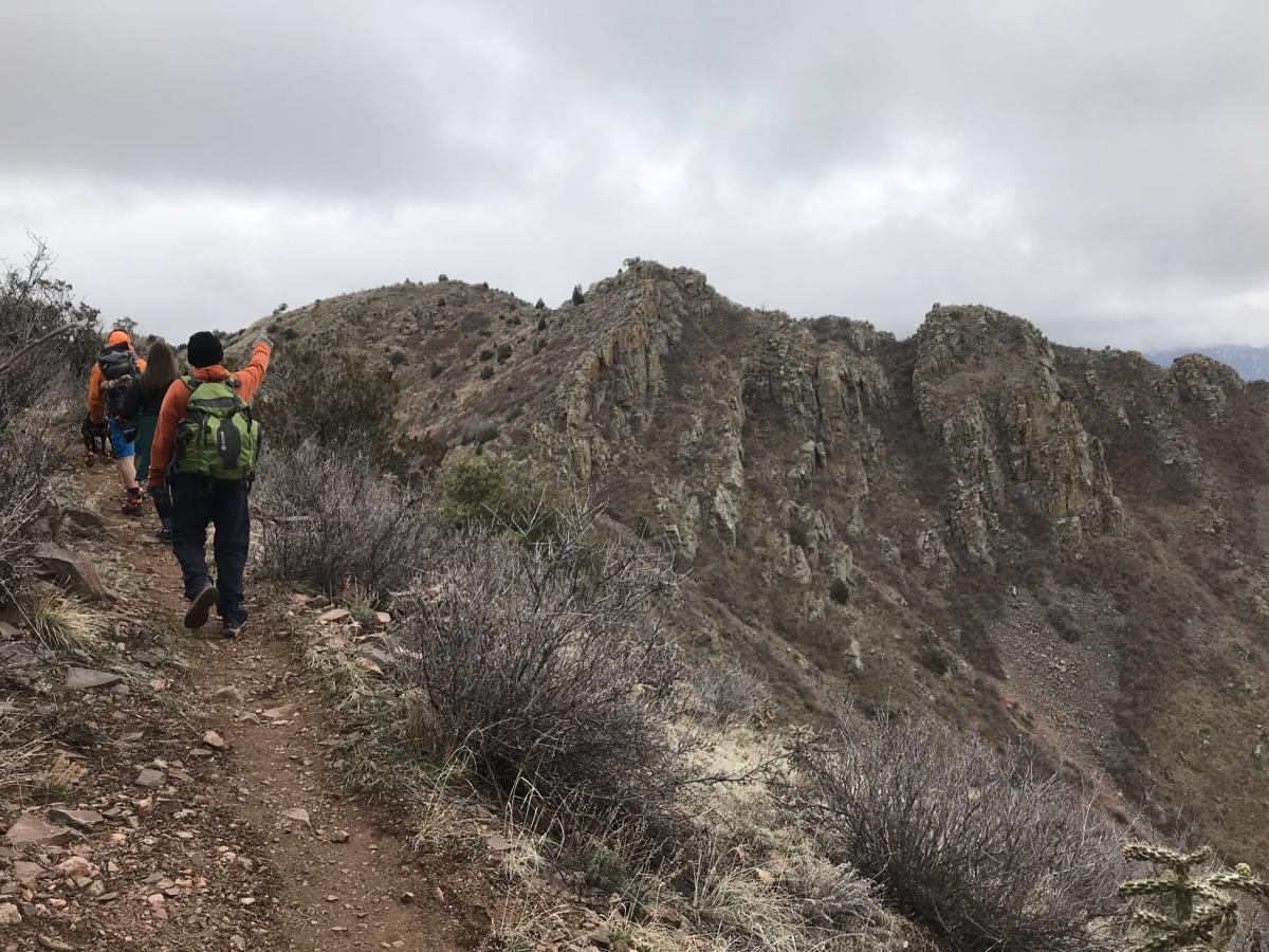 (COURIER) Fremont Peak