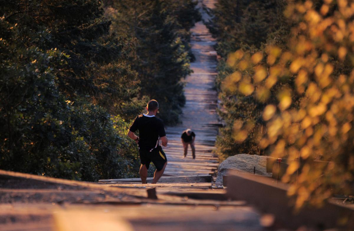 Colorado Springs set to host party to celebrate reopening of Manitou Incline