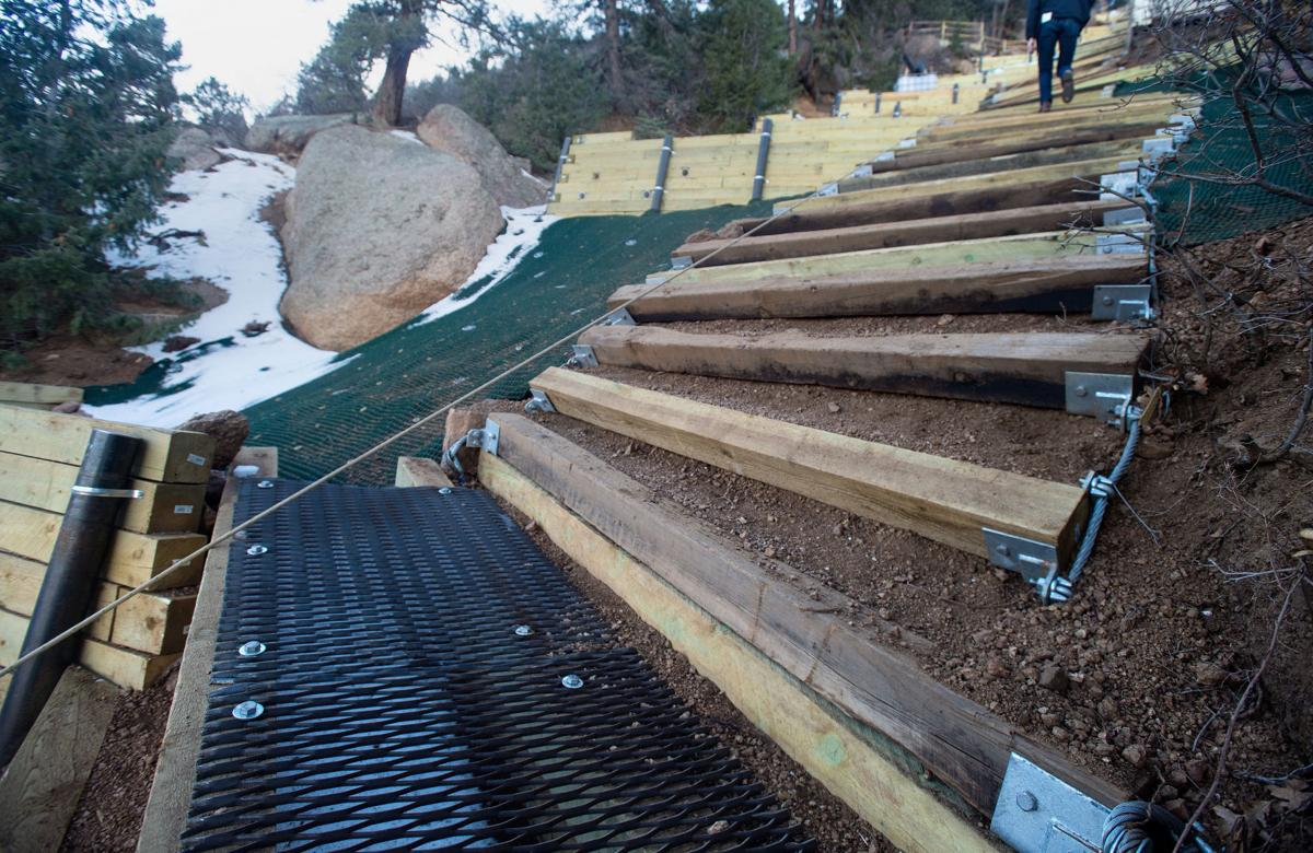 The new Manitou Incline: By the numbers