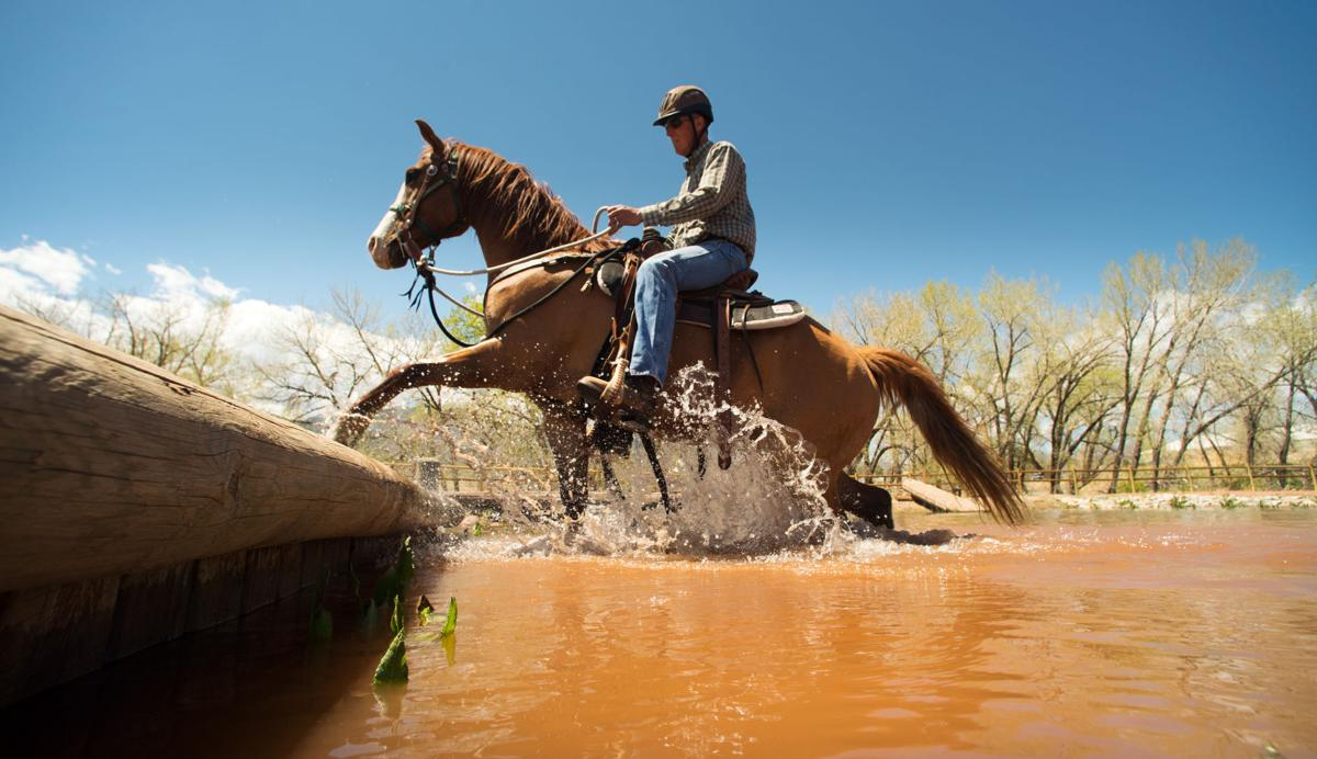 Equestrian obstacle course added to Colorado Springs park