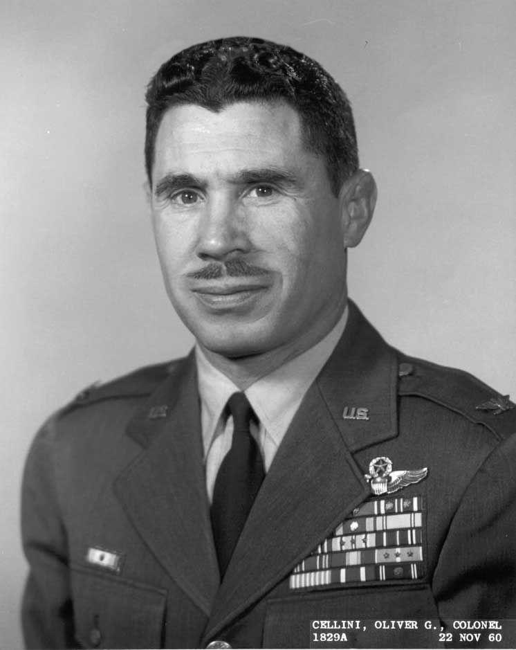 Colorado Springs veteran Ollie Cellini