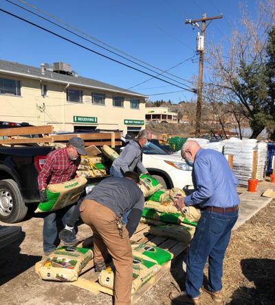 Colorado Springs master gardener helping food insecure grown veggies in their backyards
