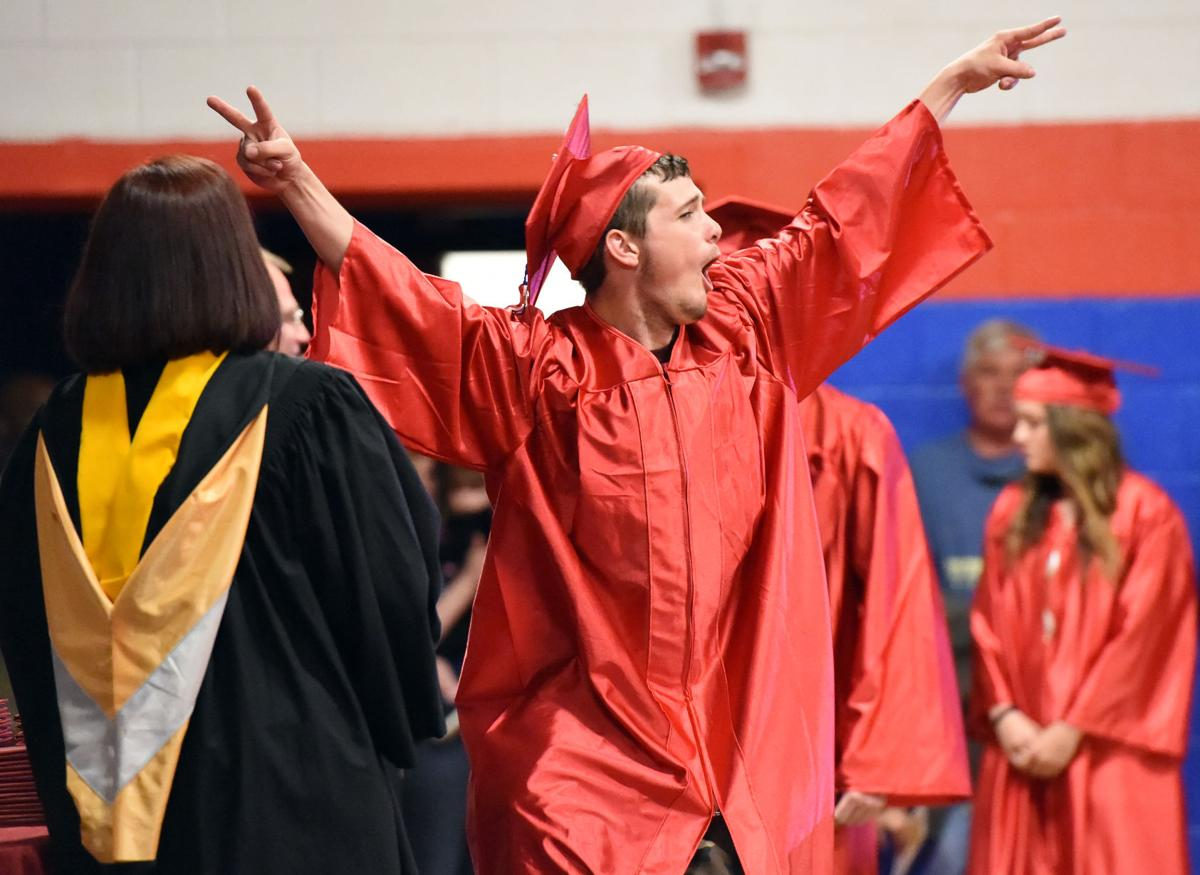 Patriot Learning Center Graduation