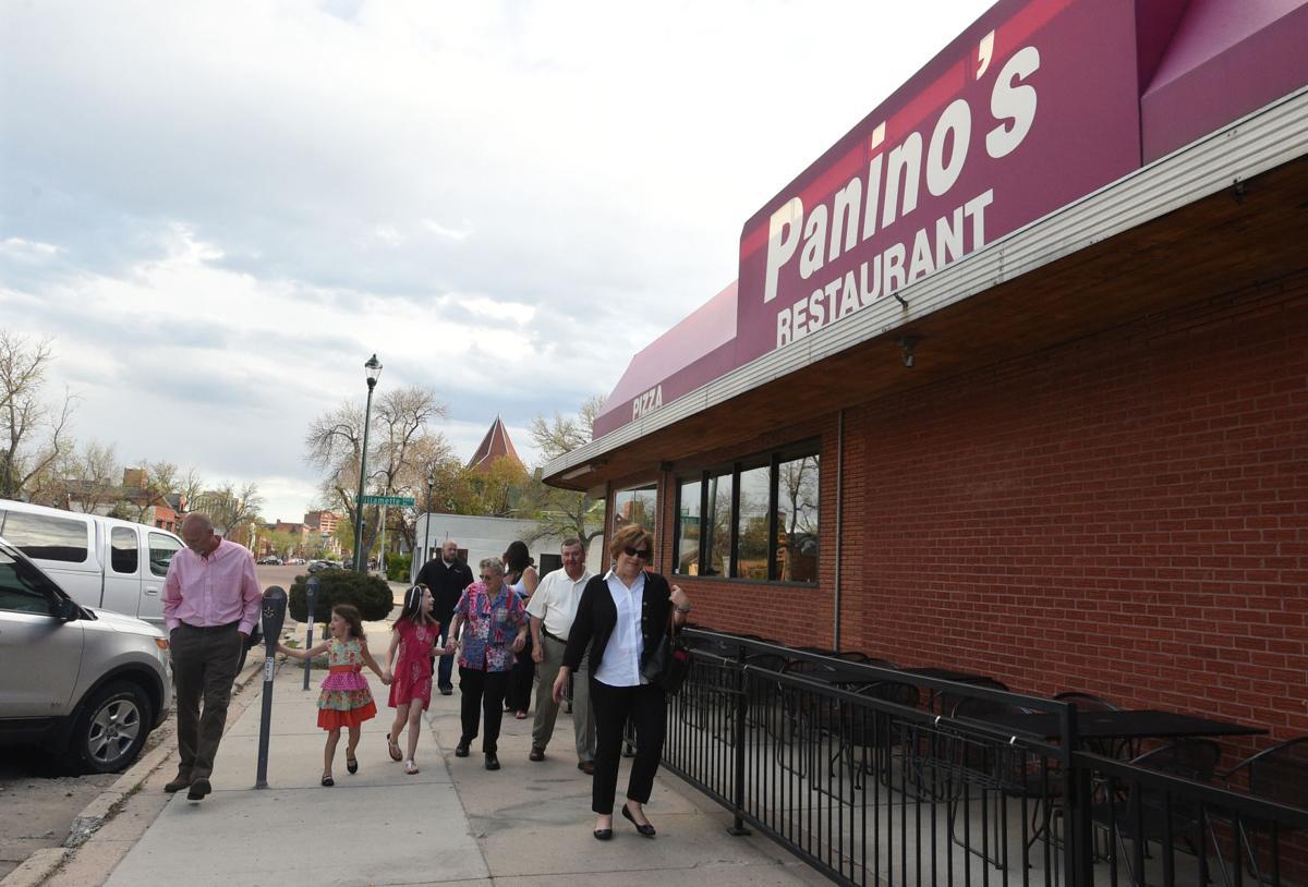 Longtime Colorado Springs Restaurant Favorite Paninos