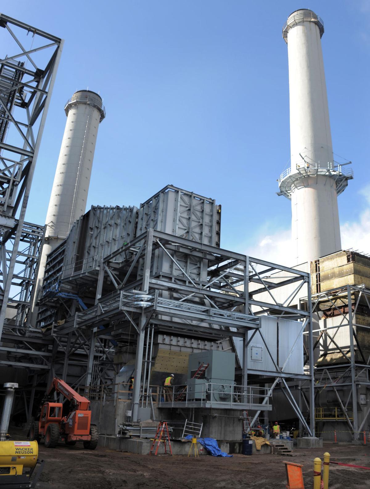 Drake Power Plant