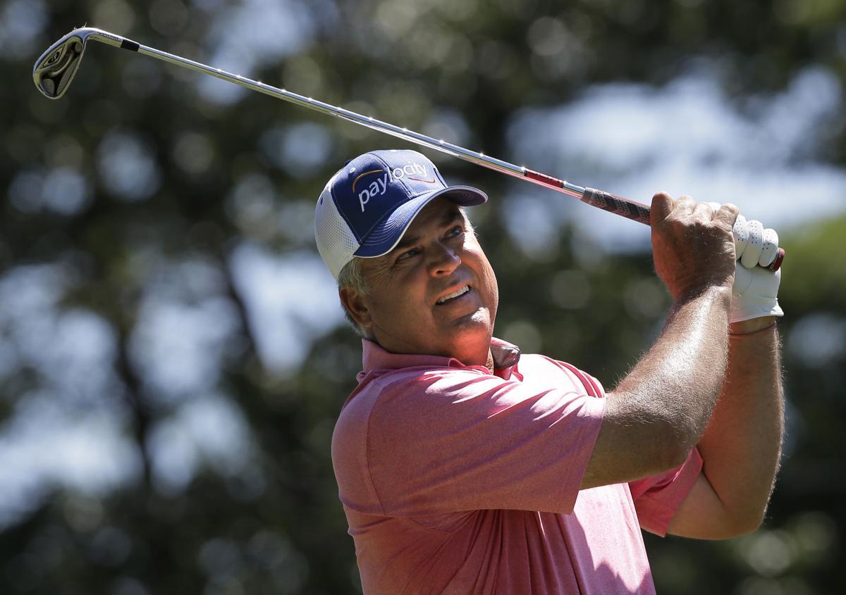 US Senior Open Golf