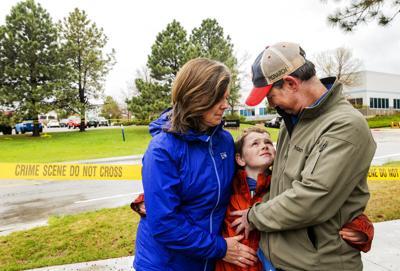 APTOPIX School Shooting Colorado