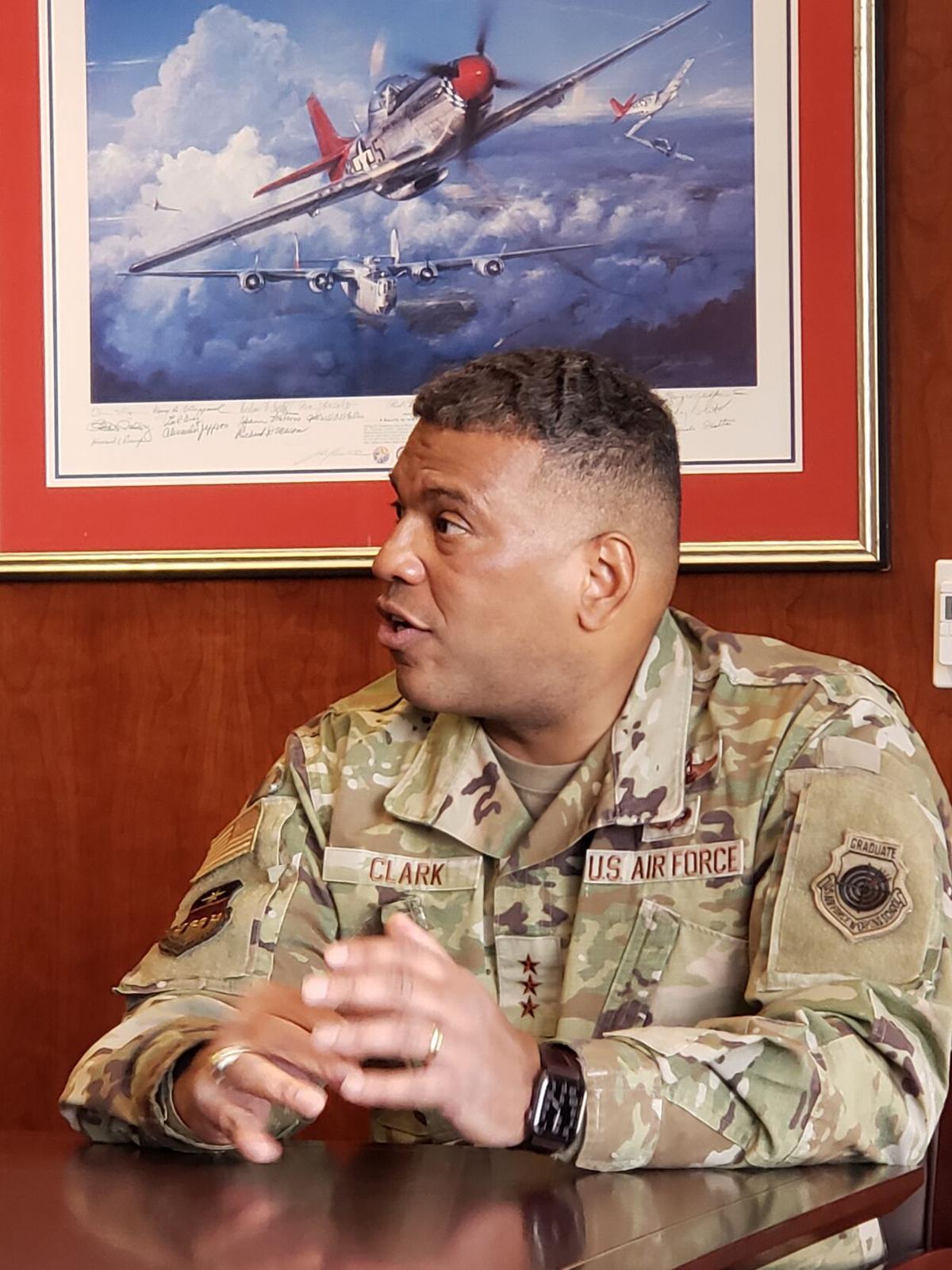 Lt. Gen. Richard Clark