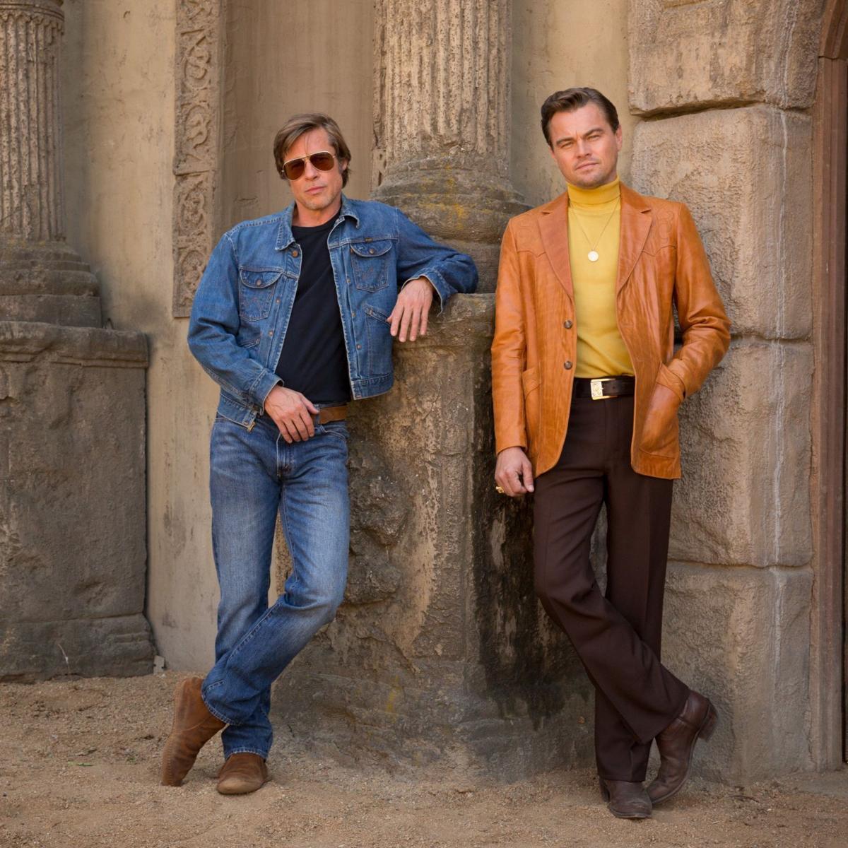 Pitt and Leo