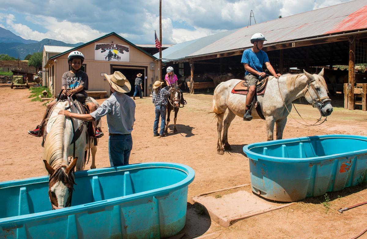 Academy Riding Stables Closing Garden Of The Gods Horseback Rides To End Colorado Springs