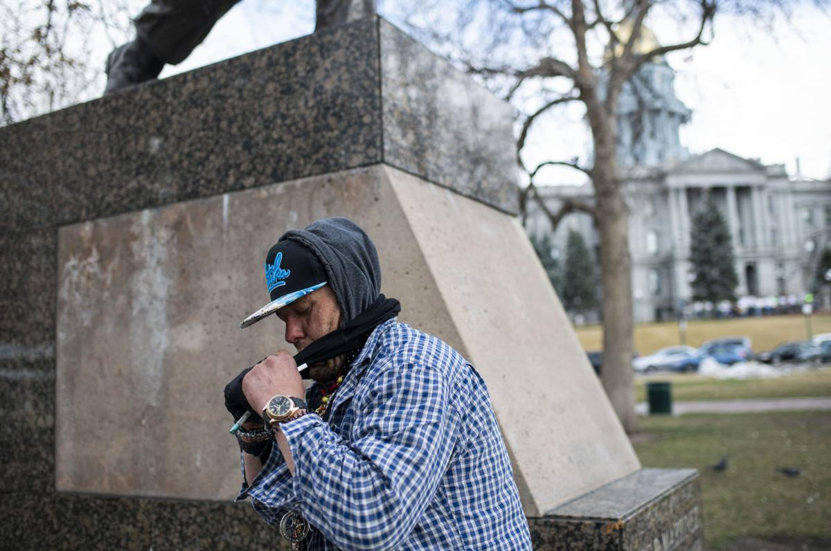 COVER STORY Denver homeless camping ban 300 Baca