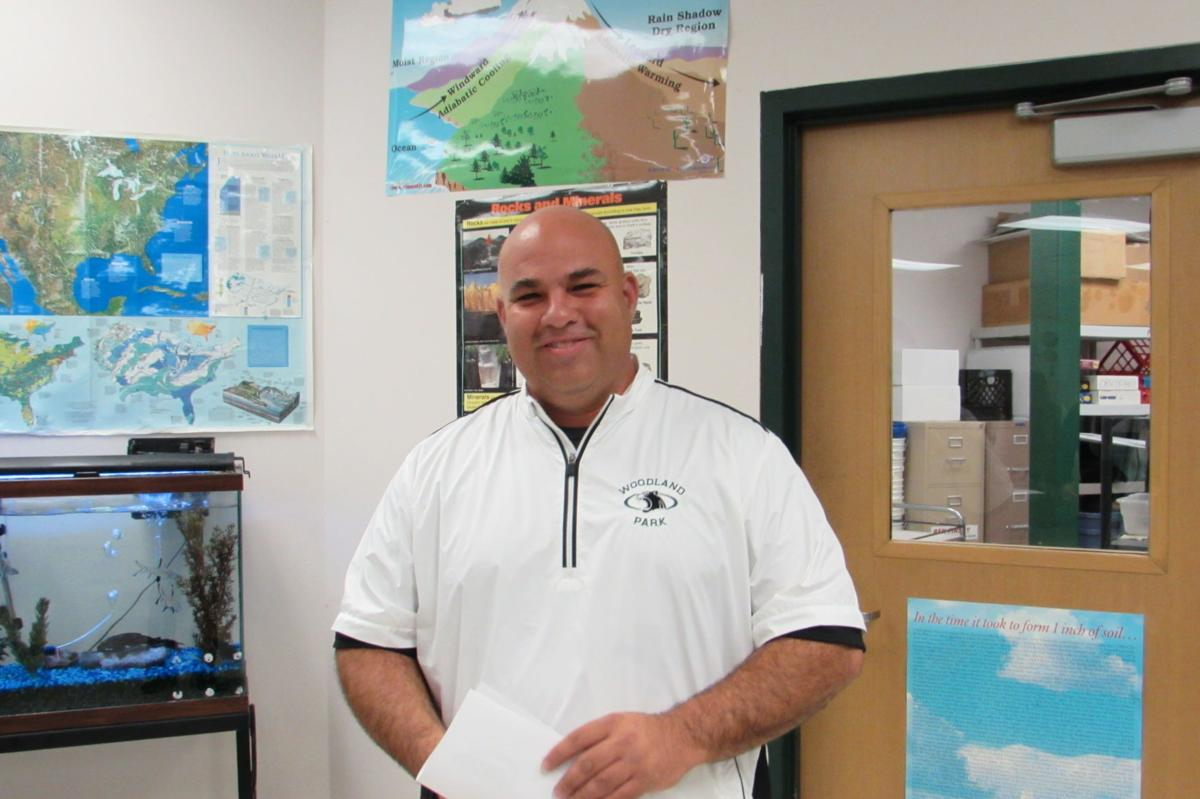 Dan Ganoza named Teacher of the Year by the Colorado Association of Science Teachers