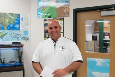 Dan Ganoza named Teacher of the Year by the Colorado Association of Science Teachers