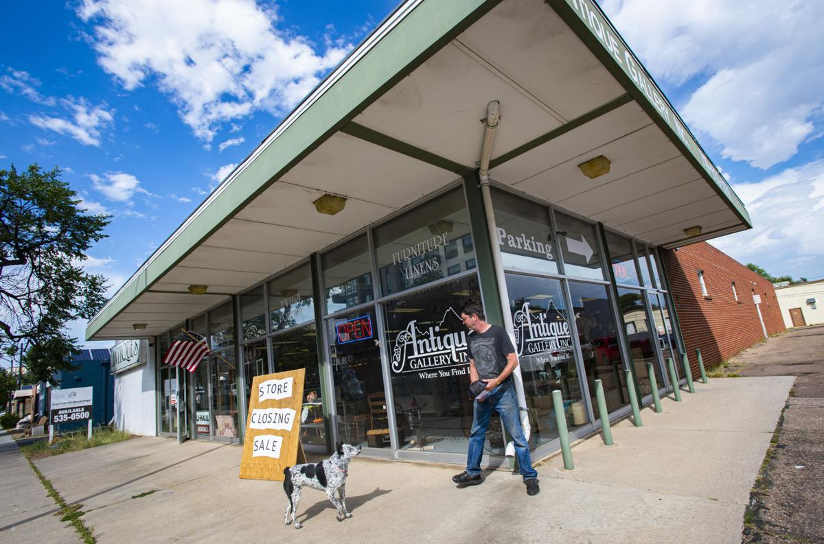 Antique Gallery closing up shop in downtown Colorado Springs