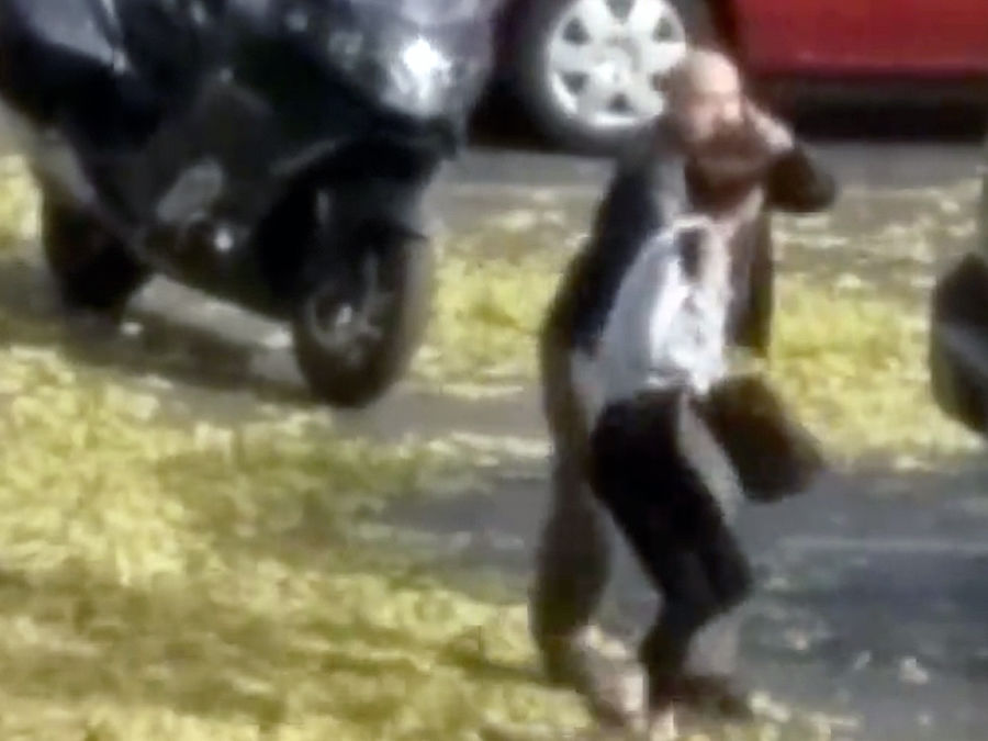 Video of woman's arrest leads to internal review at Fort