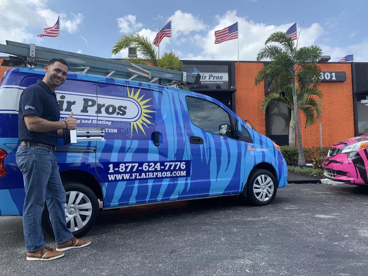 Air Pros President Anthony Perera-2