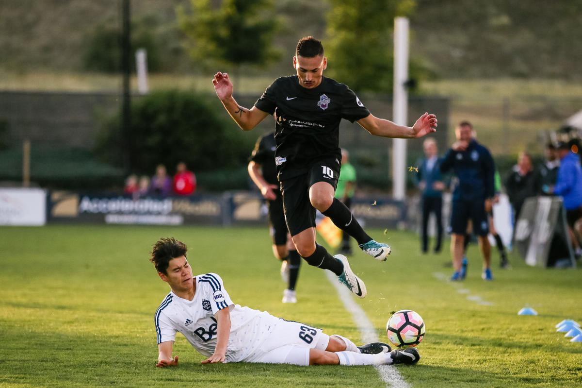 USL - Whitecaps FC 2 at Colorado Springs Switchbacks FC