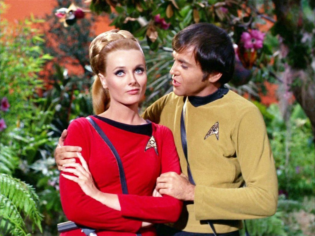 Star Trek's 'Redshirts' Didn't LL&P
