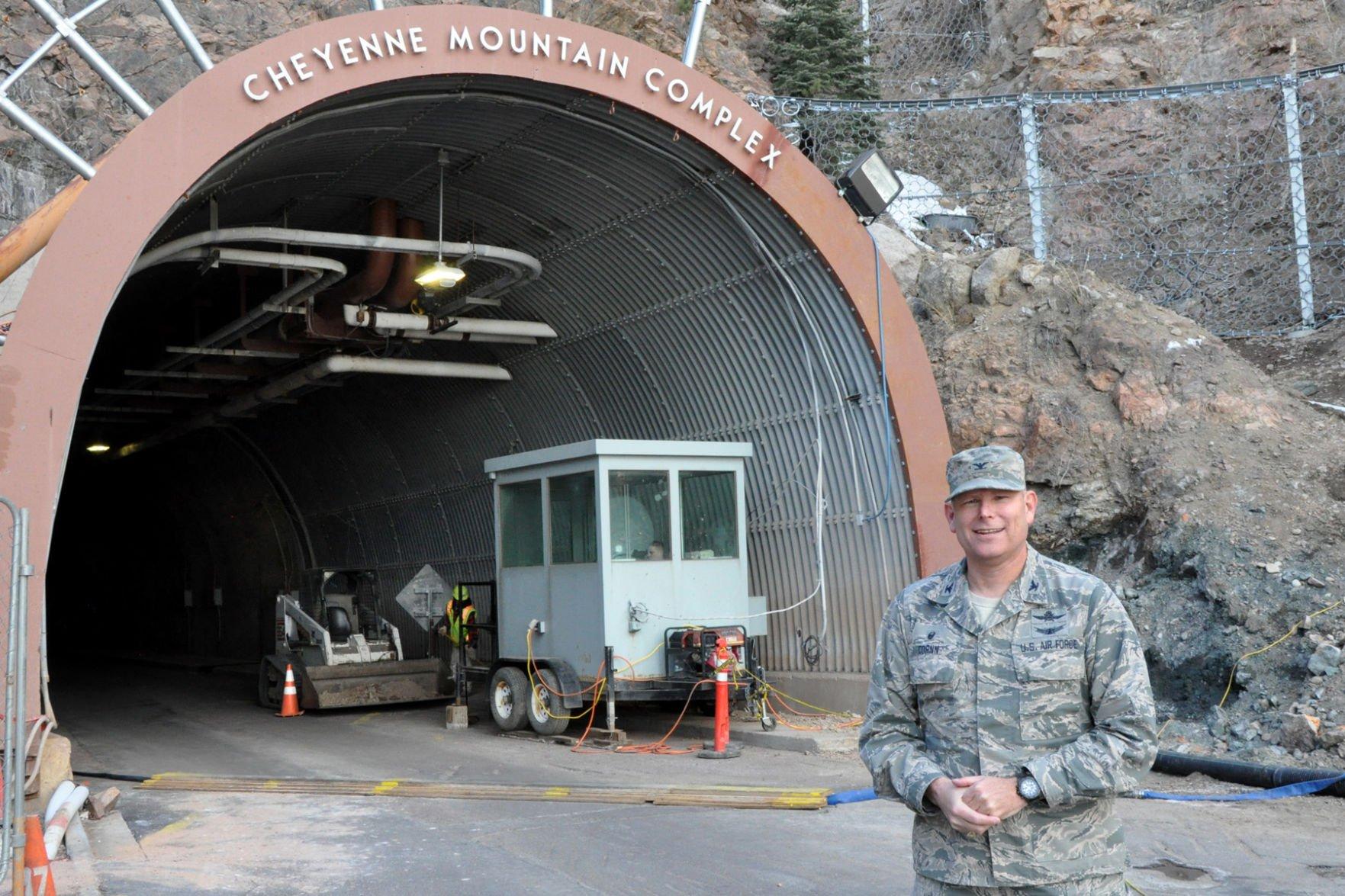 cheyenne mountain air force base