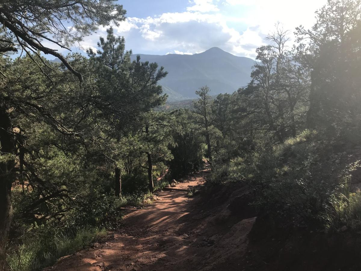 Head to Garden of the Gods for 'twin' views