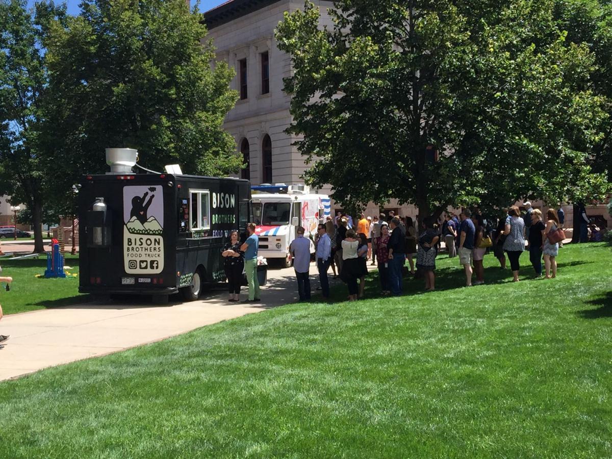 Food Truck Tuesdays set to return to Colorado Springs