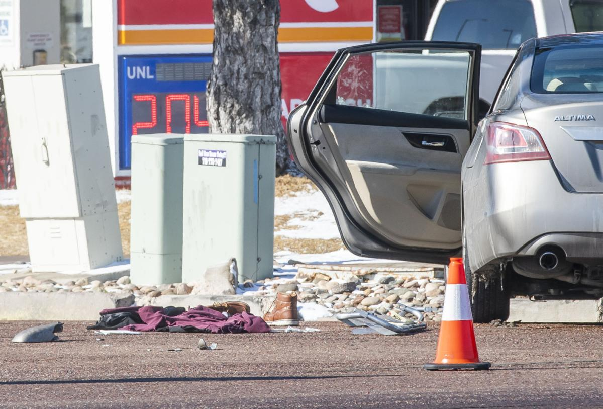 Colorado Springs Police Searching For Gunman In Apparent