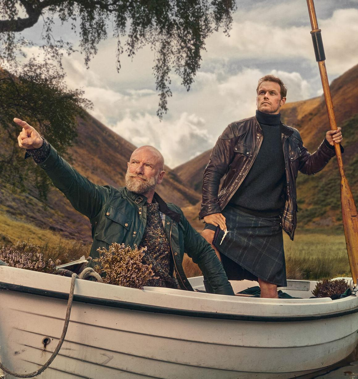 Men in Kilts: A Roadtrip with Sam and Graham Season 1 2021