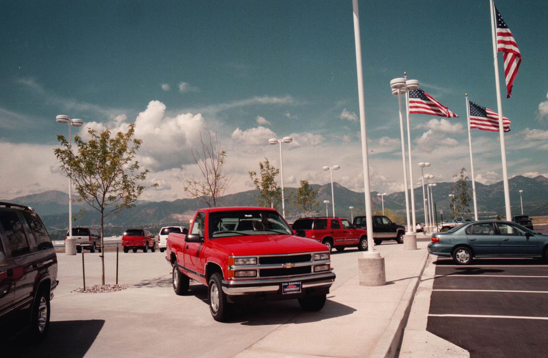 8/11/98 Al Serra Chevrolet 2