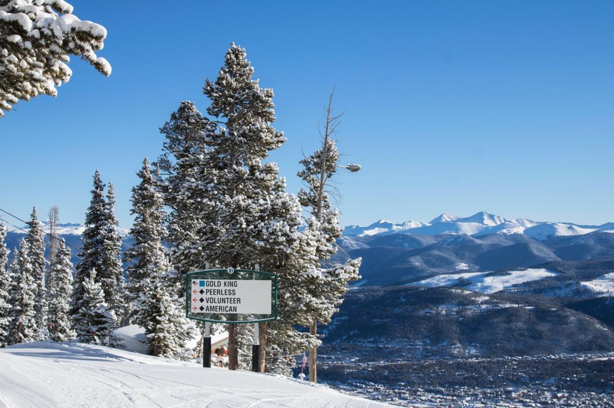Skier dies after crashing into tree at Breckenridge