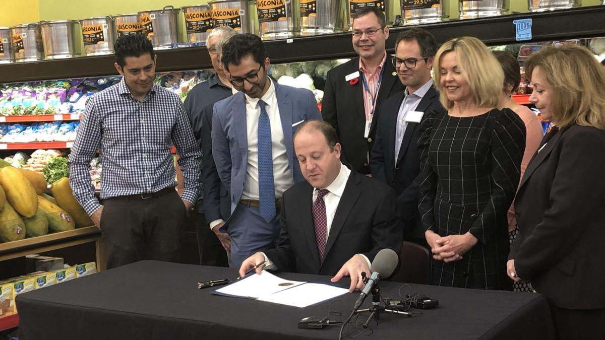 Gov. Polis creates commission to fulfill promise of economy that works for all, not just wealthy