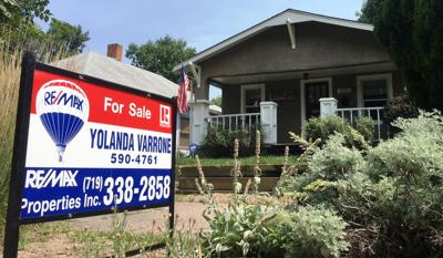 No records, but Colorado Springs home prices continued to