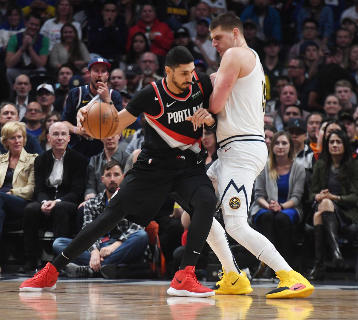 Blazers Kanter: Adherence To Muslim Tradition Will Present New Challenge