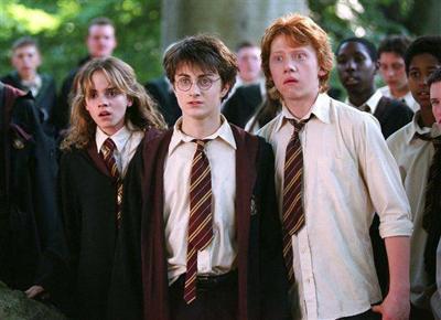 'Potter' cast reflects on a childhood at Hogwarts