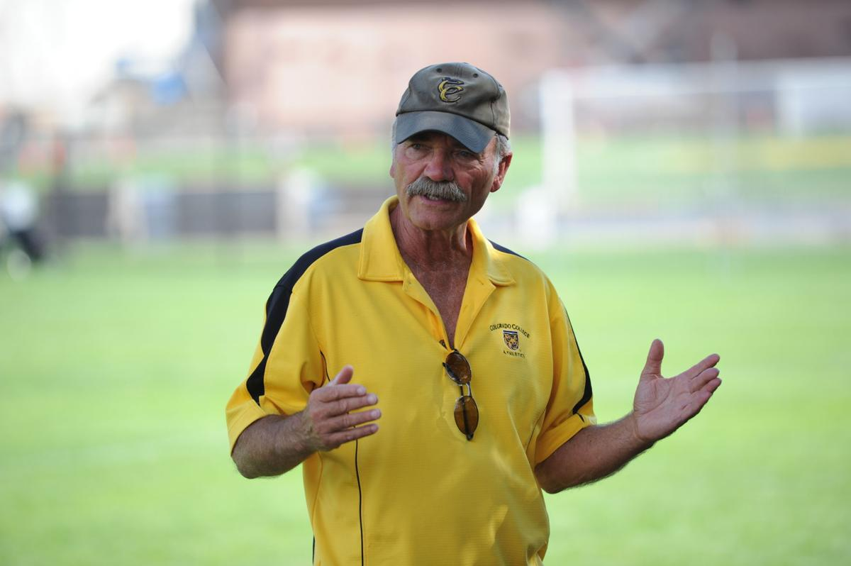 Horst Richardson steps down after 49 years as CC's men's soccer coach