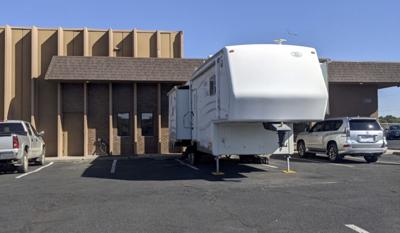Christian Growth Center's RV ministry dispute