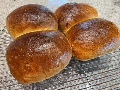 Colorado gets another great bread recipe using Japenese milk roux technique