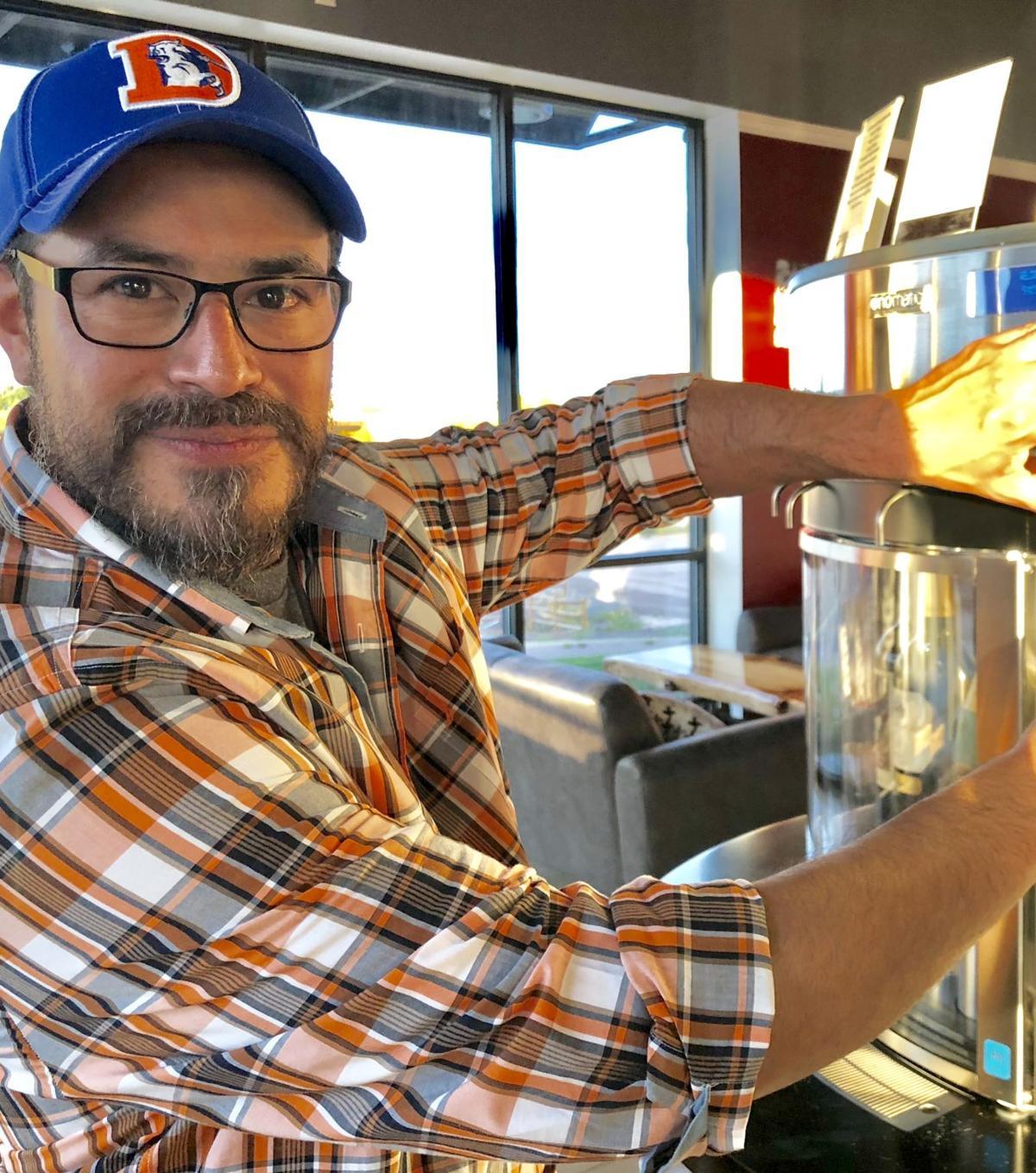 Colorado Springs coffee shop has hit refresh button to upgrade menus and expand patio