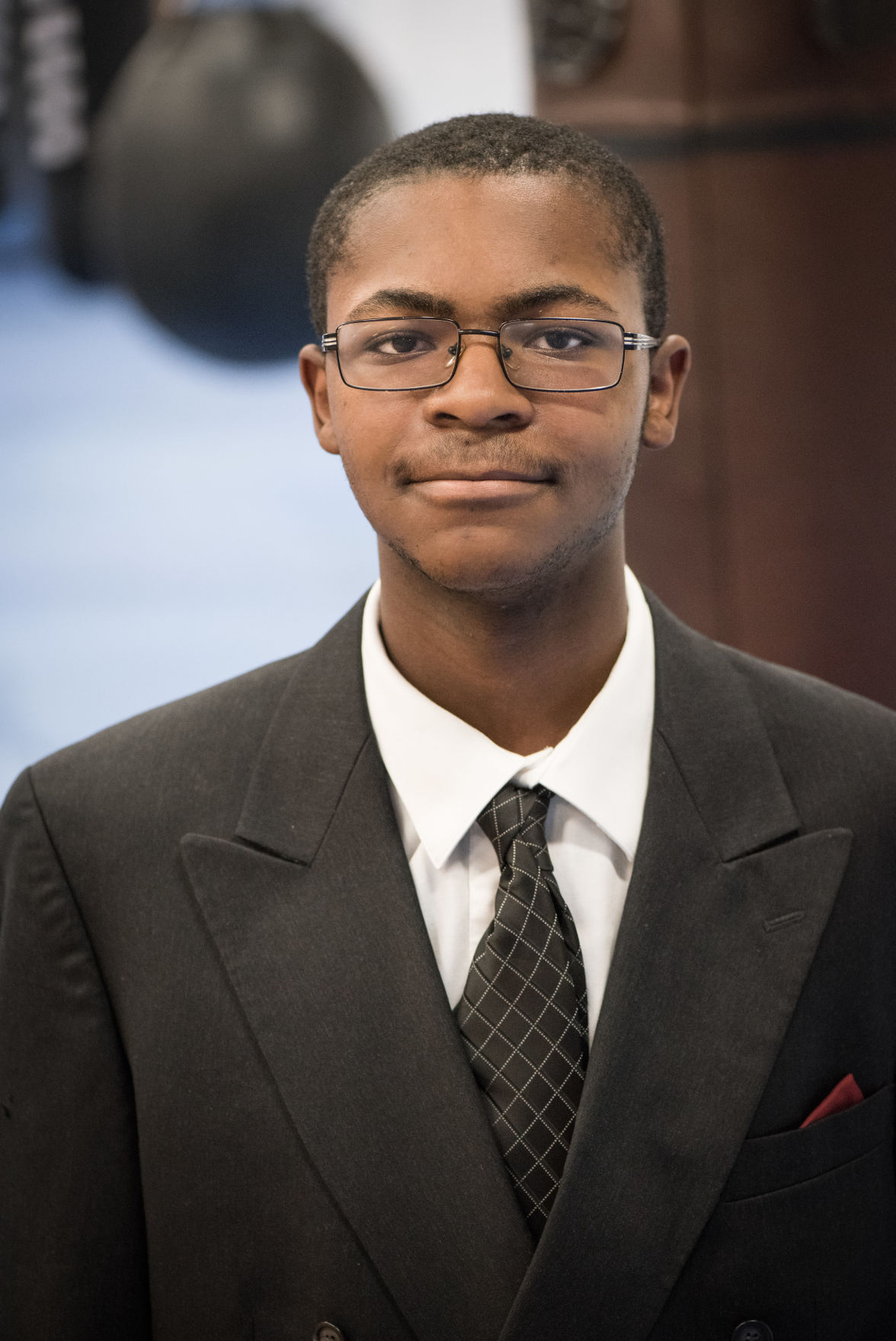 James Irwin sophomore wins Boys & Girls Club Youth of the Year award