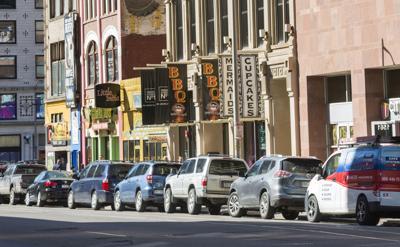 downtown denver parking