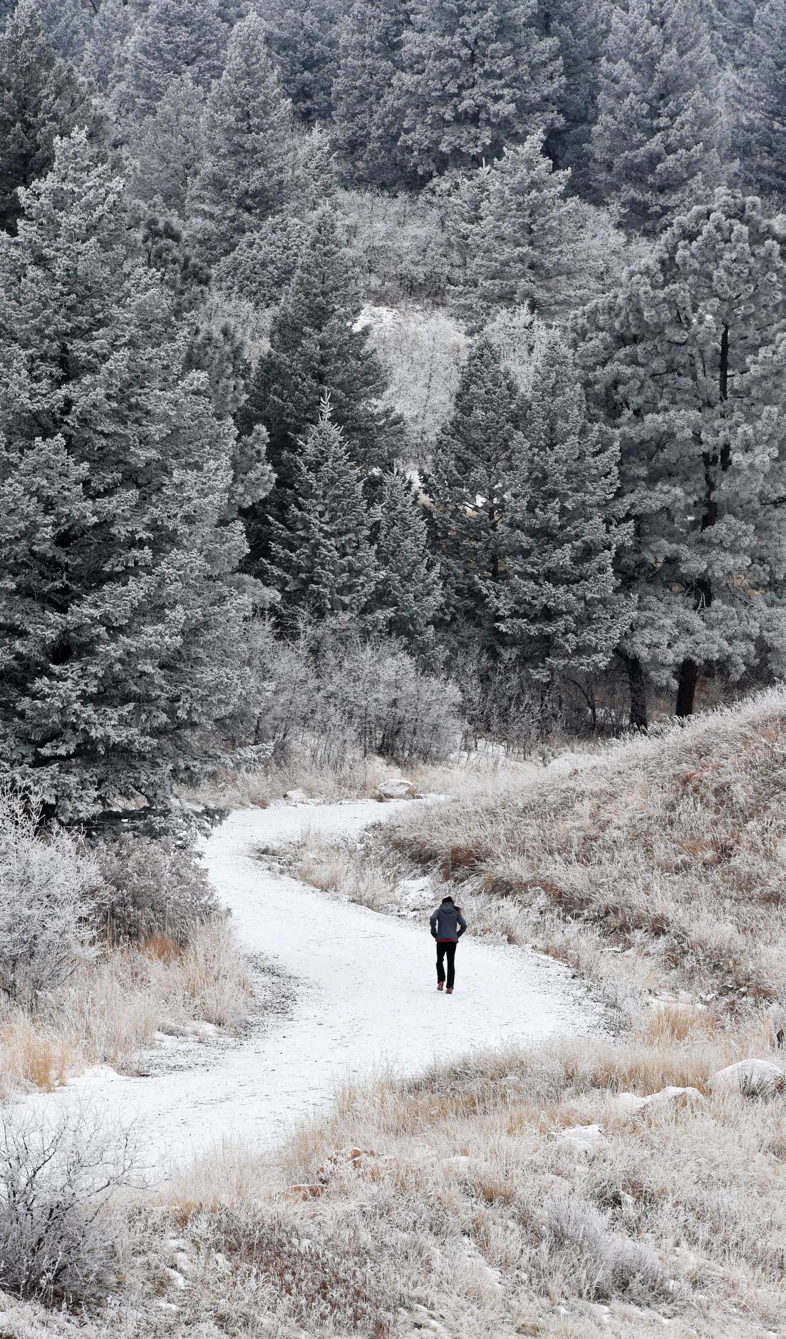 Storied Blodgett Peak Open Space offers sweeping views of northern Colorado Springs